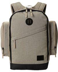 Nixon Tamarack Backpack khaki - Lyst
