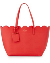 Kate Spade Lily Avenue Carrigan Tote Bag - Lyst