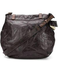 Henry Beguelin - Foldover Top Shoulder Bag - Lyst