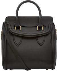Alexander McQueen Small Heroine Bag - Lyst