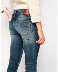 Gsus Sindustries - Olivia Skinny Jeans - Lyst