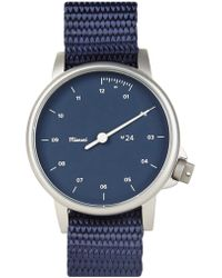 Miansai - M24 Brushed Stainless Steel Watch - Lyst