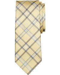 Brooks Brothers Tartan Tie - Lyst