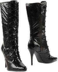Balmain Boots - Black