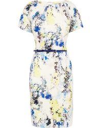 Coast Aurelia Print Dress multicolor - Lyst