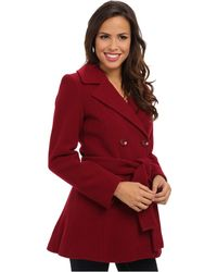 Pendleton Belted Trench Coat - Lyst