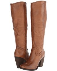 Steve Madden Brown Carrter - Lyst