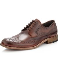 Kenneth Cole State Of Mind Wingtip - Lyst