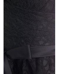 Marina - Dancing Upon Air Dress In Black - Lyst