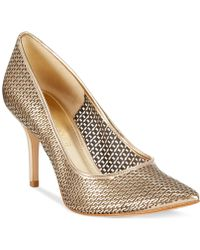 Enzo Angiolini Cicely Pumps - Lyst