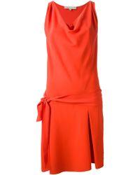 Vanessa Bruno Sleeveless Dress - Lyst