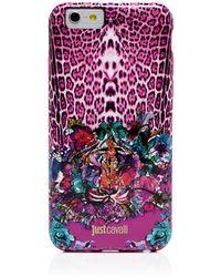 Just Cavalli | Iphone 6 Case - Leo Tiger Garden | Lyst