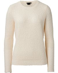 Theory Woolblend Jaiden Pullover - Lyst