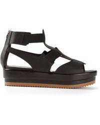 Fendi - Platform Sandal - Lyst