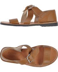 Virreina Sandals - Lyst