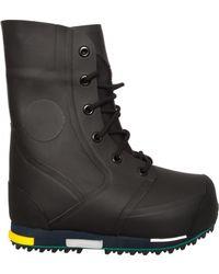 Raf Simons | X Adidas Bunny Rising Boot Black | Lyst