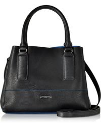 Roccobarocco - Rb Honore Black Mini Tote Bag - Lyst