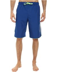 """Nike Color Surge Ray 11"""" Volley Short - Lyst"""