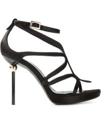Roger Vivier Stiletto Sandals - Lyst