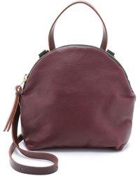 Eleven Thirty - Annie Shoulder Bag - Bordeaux - Lyst