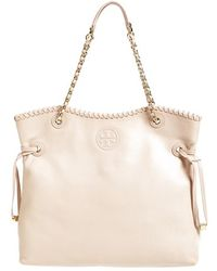 Tory Burch Marion Slouchy Tote - Lyst
