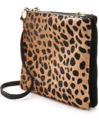Clare V. Double Sac Bretelle Cross Body Bag - Multicolour