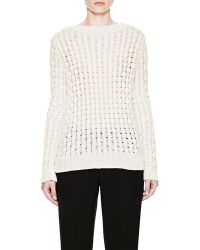 Theory Koralyn Pullover in Loryelle - Lyst