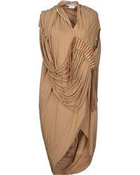 Junya Watanabe Knee-Length Dress - Lyst