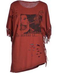 Saint Tropez T-Shirt - Lyst