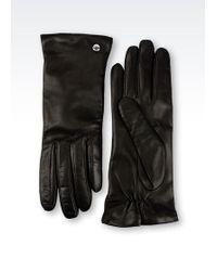 Armani - Glove - Lyst