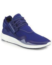 Y-3 Retro Boost Sneakers blue - Lyst