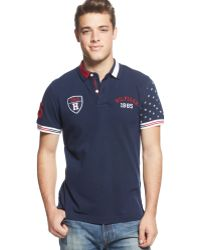 Tommy Hilfiger Fairfield Custom-fit Polo - Lyst