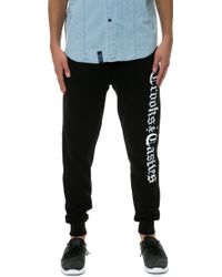 Crooks And Castles The Republic Sweatpants - Lyst