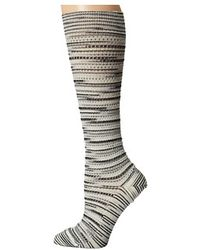 Missoni hosiery socks - Lyst