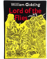 Olympia Le-Tan Lord Of The Flies Embroidered Felt Clutch - Lyst