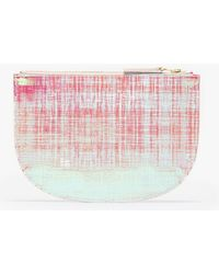 Anne Thomas Radial Fillo Small Clutch - Lyst