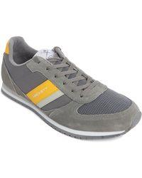Hackett Street Grey Sneakers - Lyst