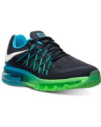 Nike Men'S Air Max 2015 Running Sneakers From Finish Line - Lyst
