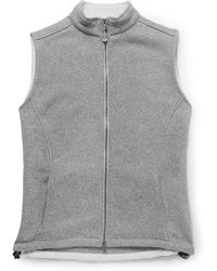 Peter Millar - Fleece Gilet - Lyst