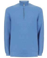 Bogner - Half Zip Sweater - Lyst