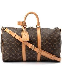 Louis Vuitton Pre-owned Keepall 45 Bandouliere - Lyst