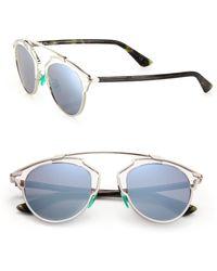 Dior | So Real 48mm Pantos Sunglasses | Lyst