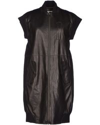 Mm6 By Maison Martin Margiela Coat - Lyst