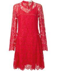 Preen By Thornton Bregazzi | By Thornton Bregazzi ' Leister ' Dress | Lyst