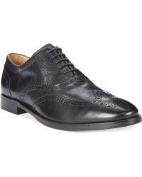 Cole Haan Cambridge Wing-Tip Oxfords - Lyst
