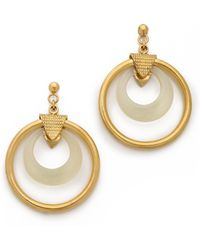 A Peace Treaty - Badia Earrings - Lyst