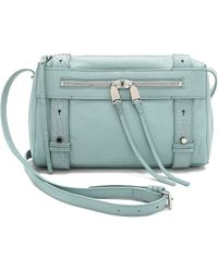 She + Lo - Rise Above Cross Body Bag - Pool Blue - Lyst