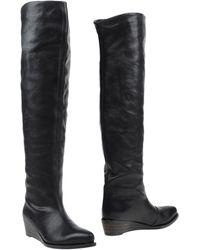 Buttero Boots black - Lyst