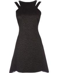 Coast Black Haylynn Dress - Lyst