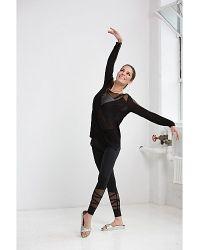 Nesh NYC - Ballerina Legging - Lyst